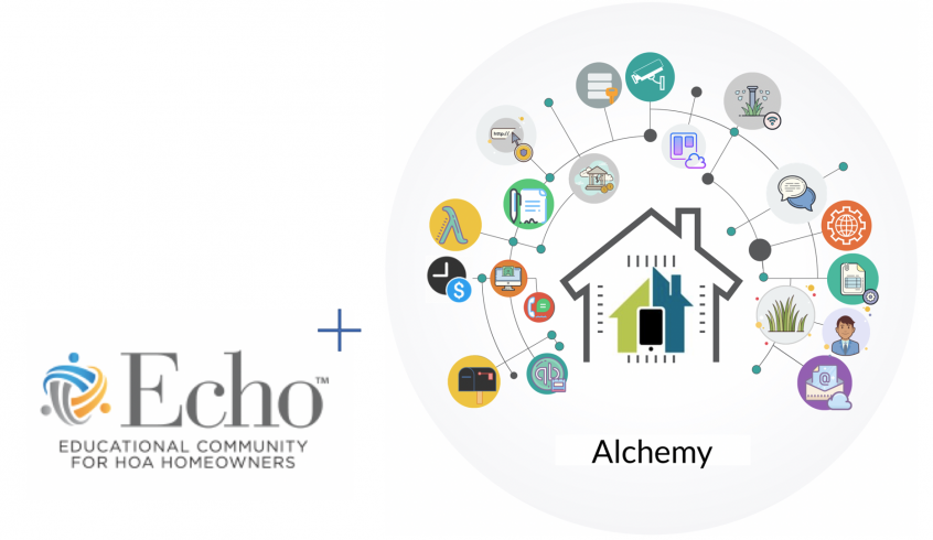 ECHO + HOA ALCHEMY